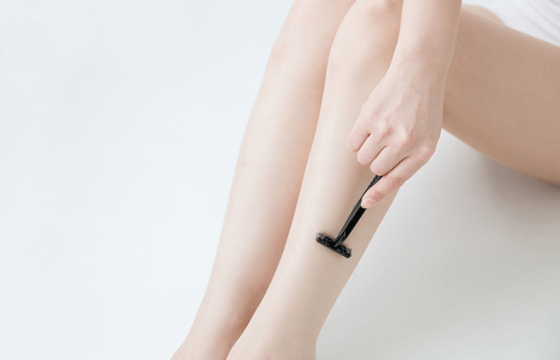 自己処理による黒ずみなど肌トラブルを解消できます